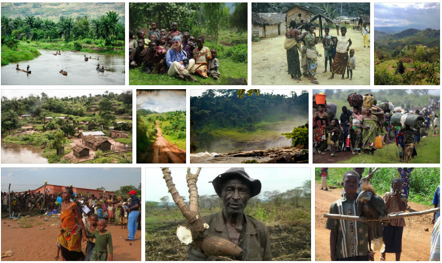 Democratic Republic of the Congo: Travel Info