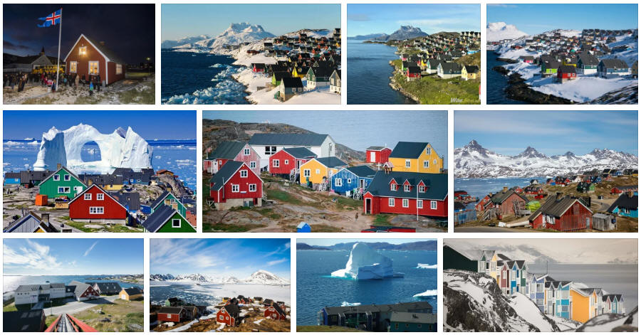 Greenland embassies and consulates