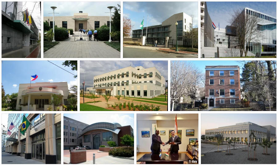 Lesotho embassies and consulates