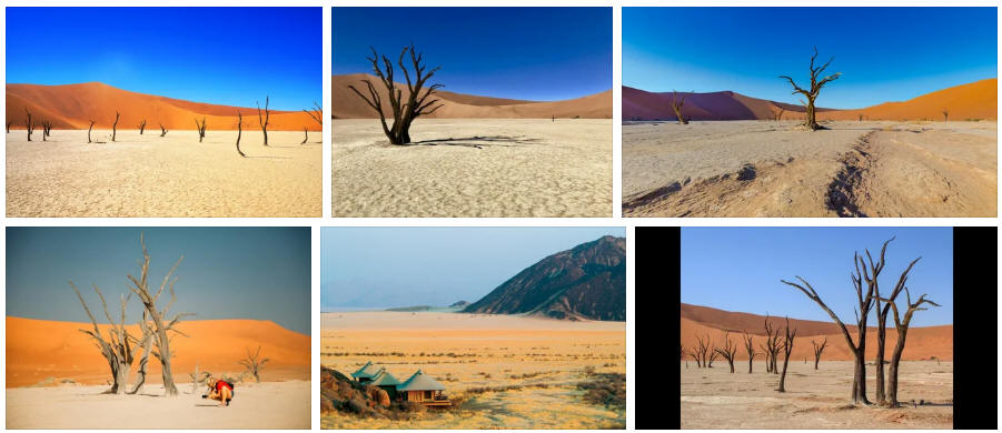 Namibia: some travel information