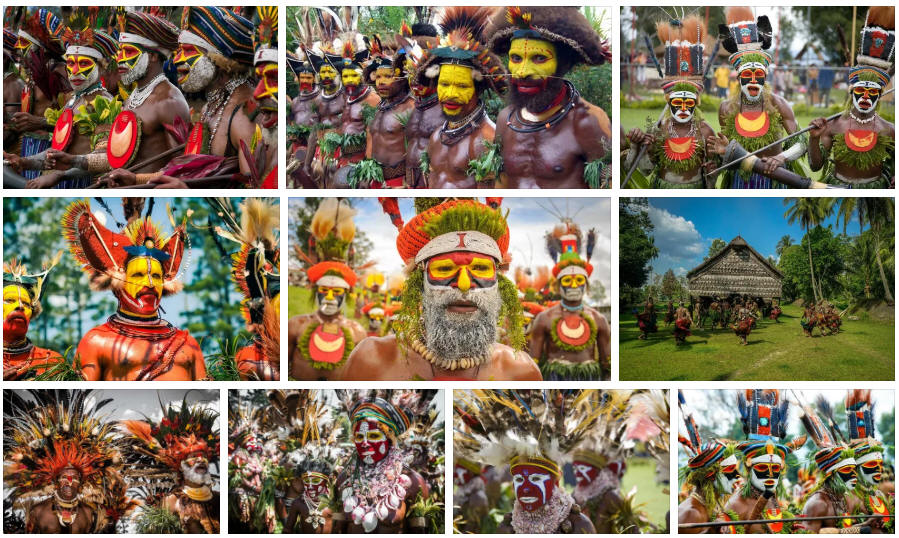 Papua New Guinea: Travel Info