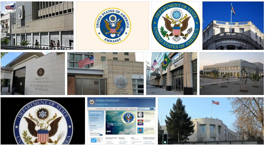 United States embassies and consulates