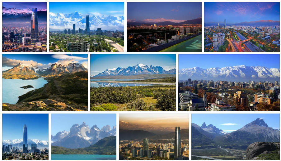 Chile: Various travel information