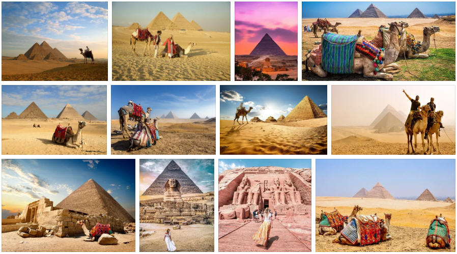 Egypt: travel and transport