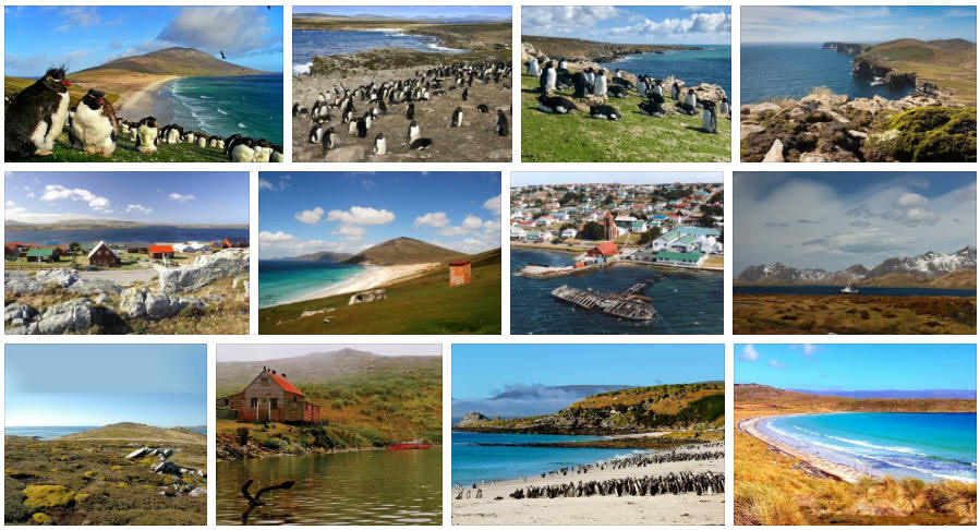 Falkland Islands: Getting There and Transport