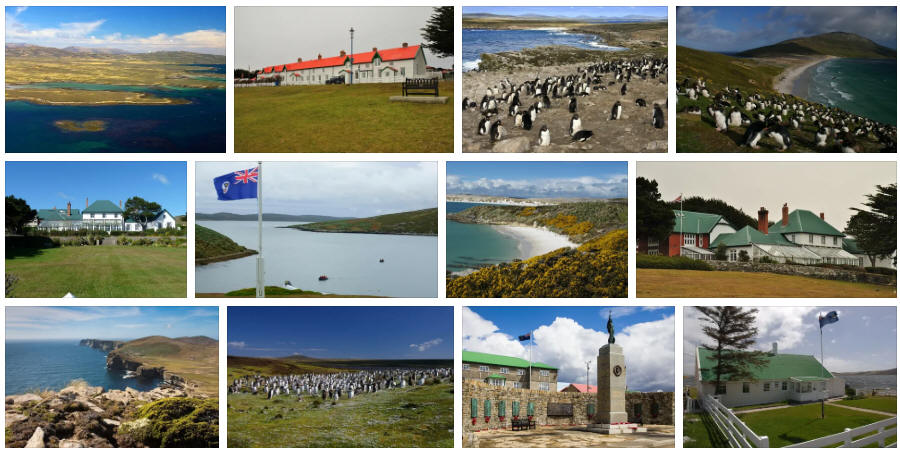 Falkland Islands embassies and consulates