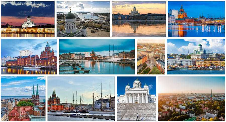 Finland: Various travel information