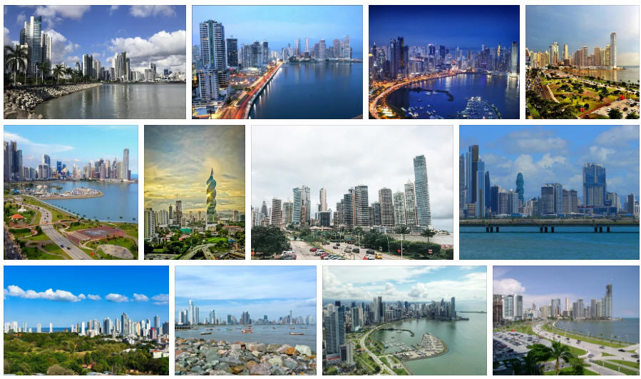 Panama: arrival and transport