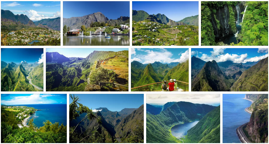 Réunion: how to get there and transport